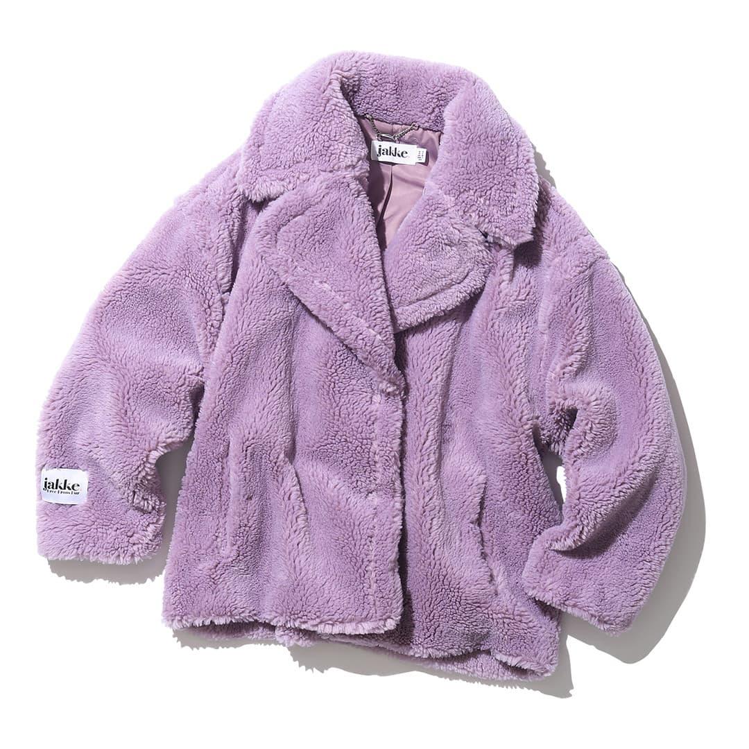 ジャッキーのファーコート