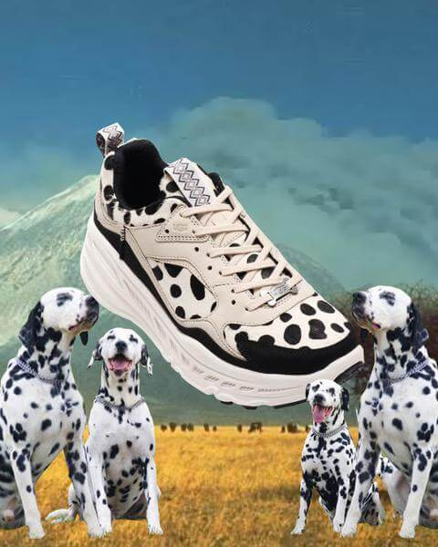 まさに101匹わんちゃん! UGGの最新スニーカーに注目です。