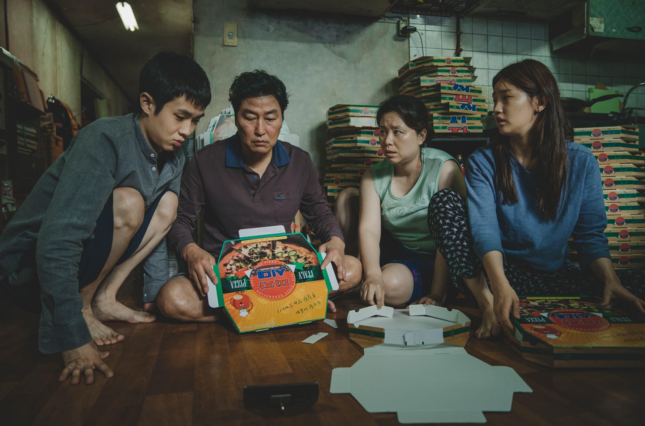 上映映画をもっと知りたい! 語りたい倶楽部。#39『パラサイト 半地下の家族』