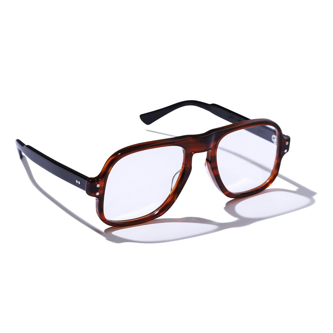 ジュリアス スタート オプティカル × ハイクの眼鏡