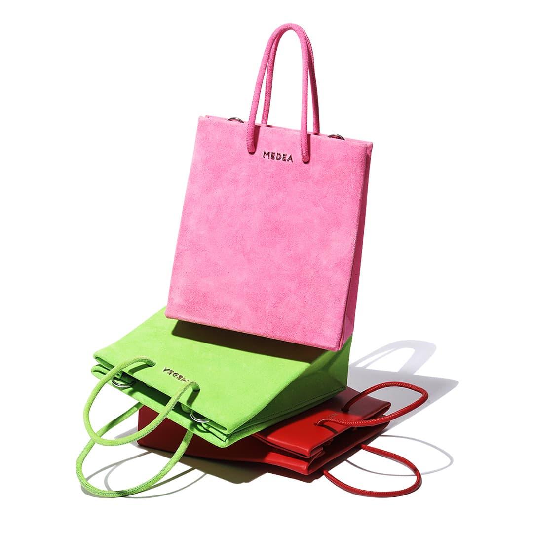メデアのバッグ