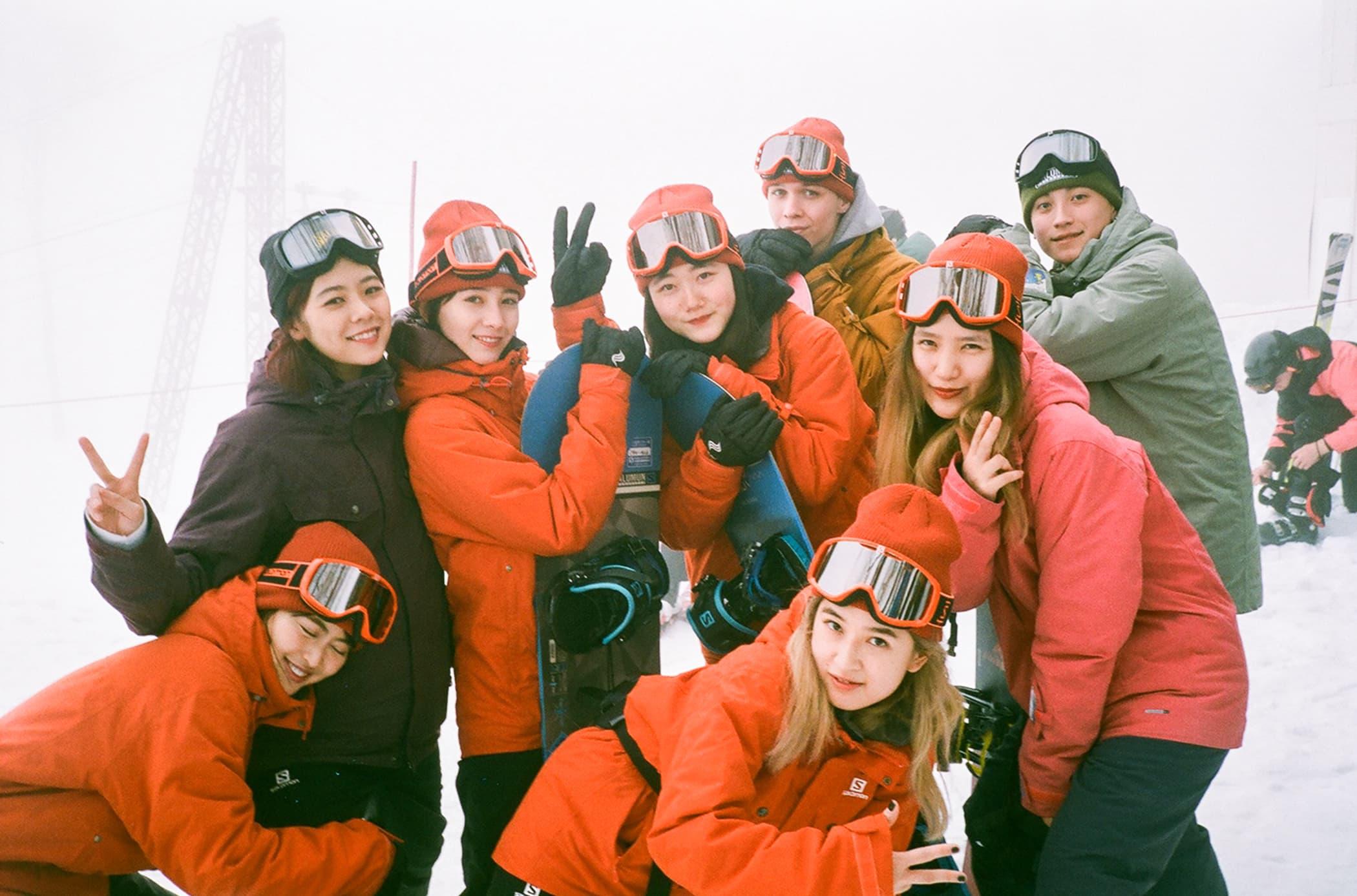 ゲレンデ音楽だけじゃない! アメア スポーツ ジャパンとビームスが考える雪山の楽しみ方。