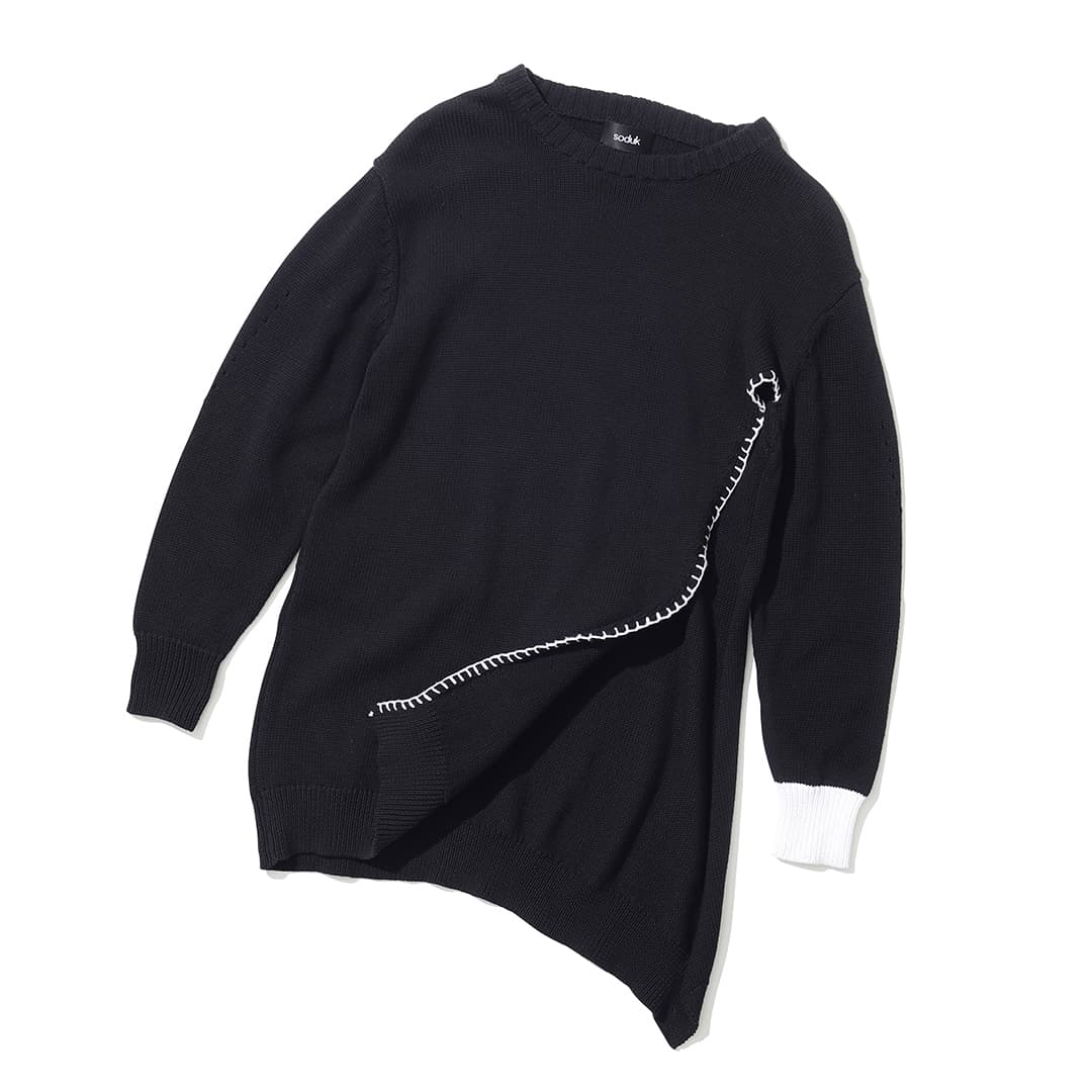 スドークのセーター