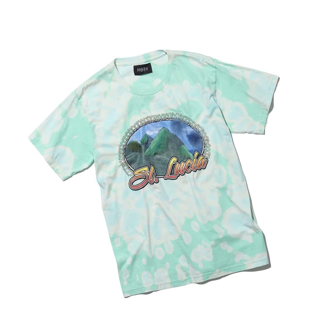 モジュ モジュの別注タイダイTシャツ