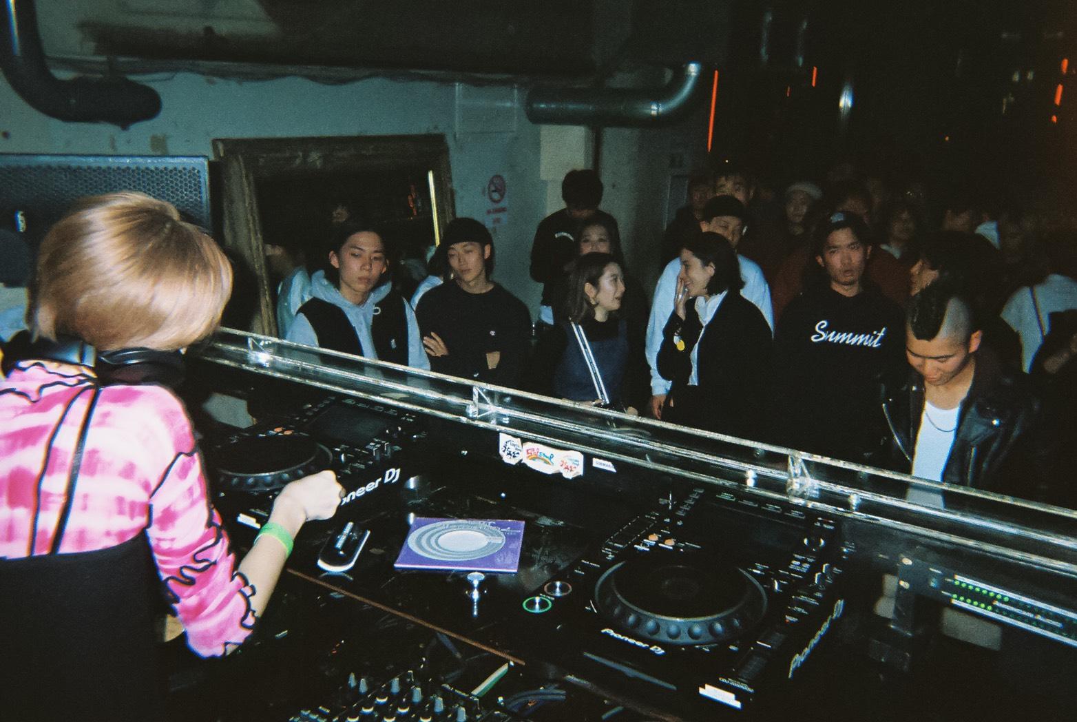 KANDYTOWNのメンバーによるイベント「MARI」が1周年。来週火曜は渋谷「Contact」に集合!