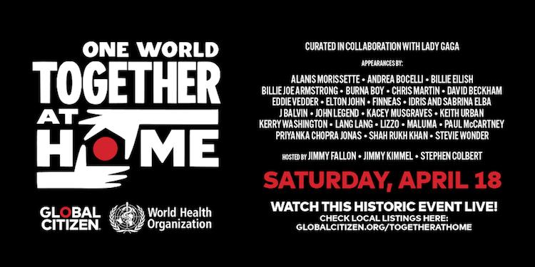 これは令和のLive Aid!? レディ・ガガがキュレーターを務めるチャリティーコンサートがYouTubeで生配信されます。