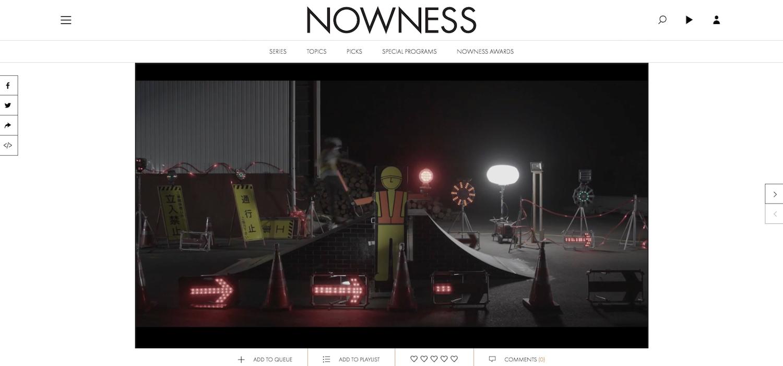 困難のあとに生まれる新しい価値観。NOWNESSでアートチームEVERYDAY HOLIDAY SQUADの映像が公開中。
