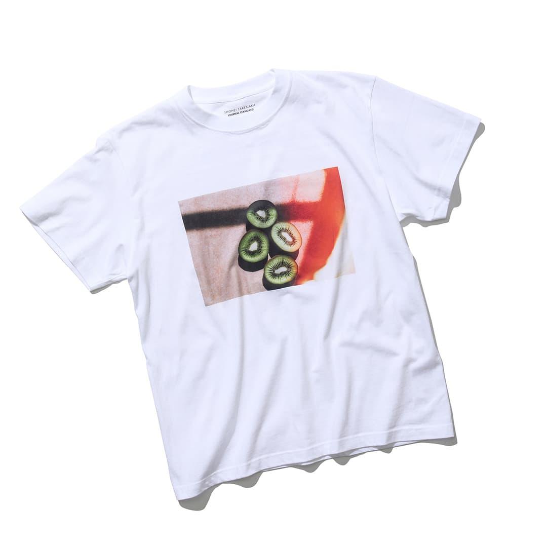 竹中祥平×ジャーナル スタンダードのコラボTシャツ