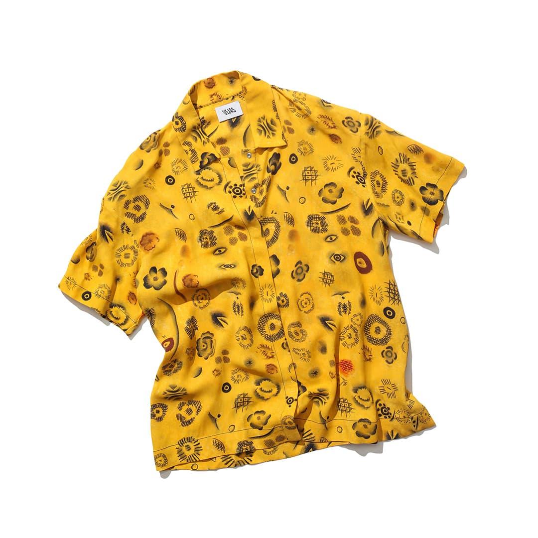 ヴェジャスのシャツ