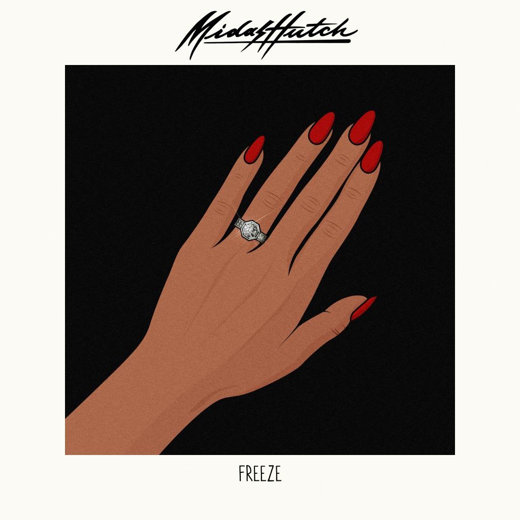 R&B好きならマストチェック! イギリスのヒットメイカーMNEKが書き下ろした、マイダス・ハッチの心地良いニューシングル。