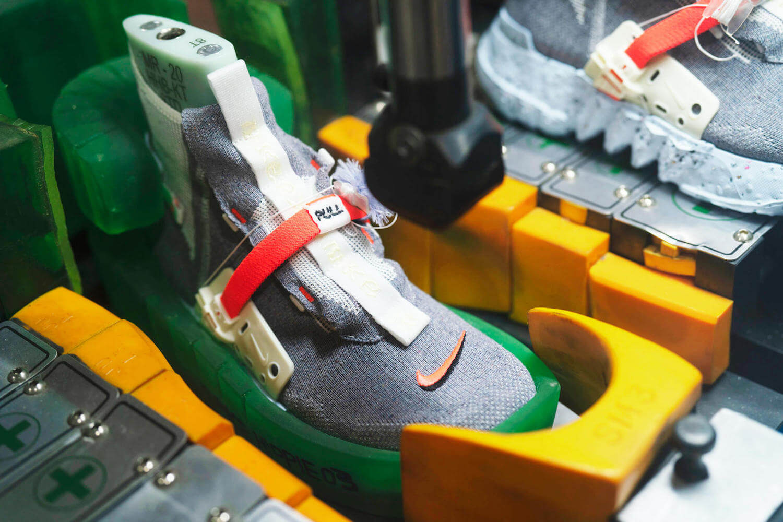宇宙ゴミで出来たスニーカー!? ナイキの最新コレクションが登場です。