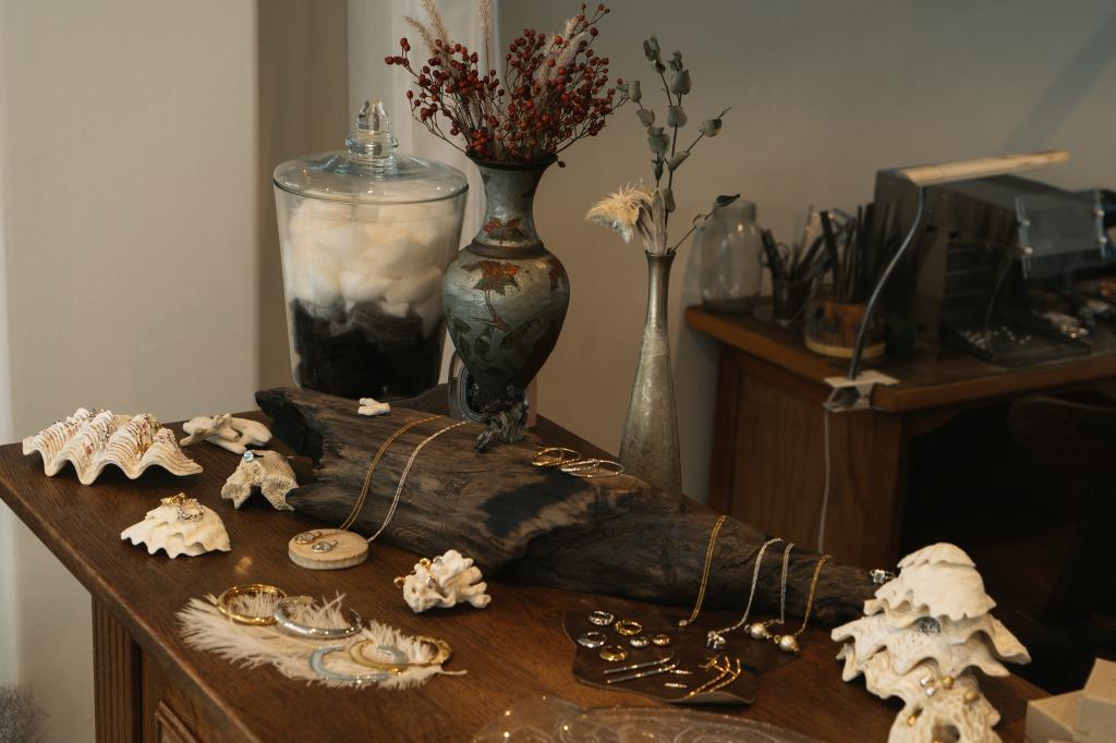 美意識が現れる手元に華を。ジュエリーブランドのガガンがネイルサロンを併設した実店舗をオープンします!