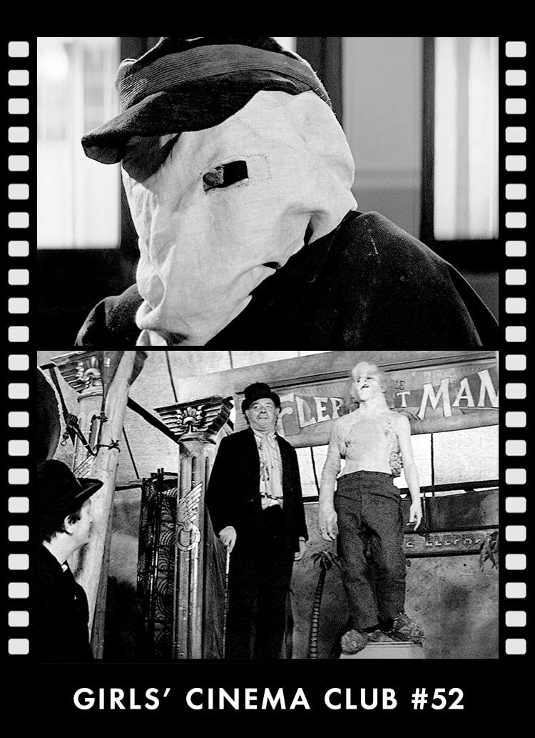 上映映画をもっと知りたい! 語りたい倶楽部。#52『エレファント・マン 4K修復版』