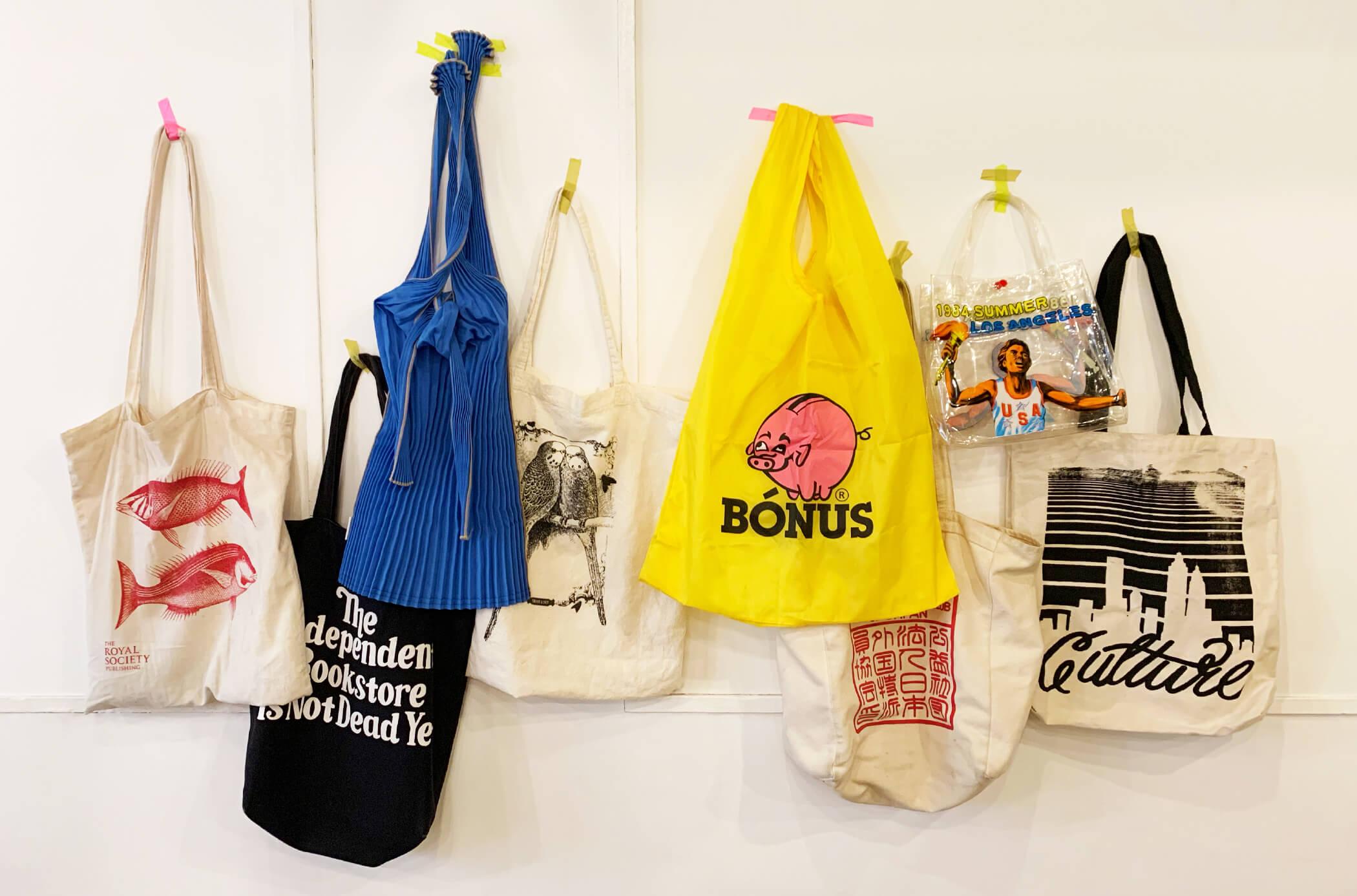 え、レジ袋が有料化⁉︎  でも私たちにはエコバッグある!