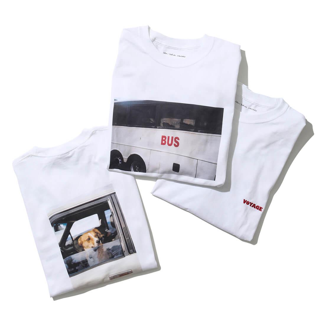 琉花 ✕ ジャーナル スタンダードのTシャツ