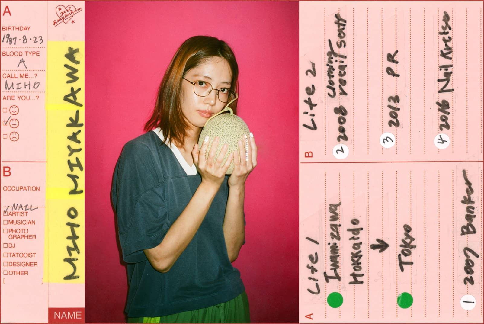 彼女のダンステリア 宮川美穂 / ネイリスト 爪のことだけじゃない、ファッションの新しい表現方法。