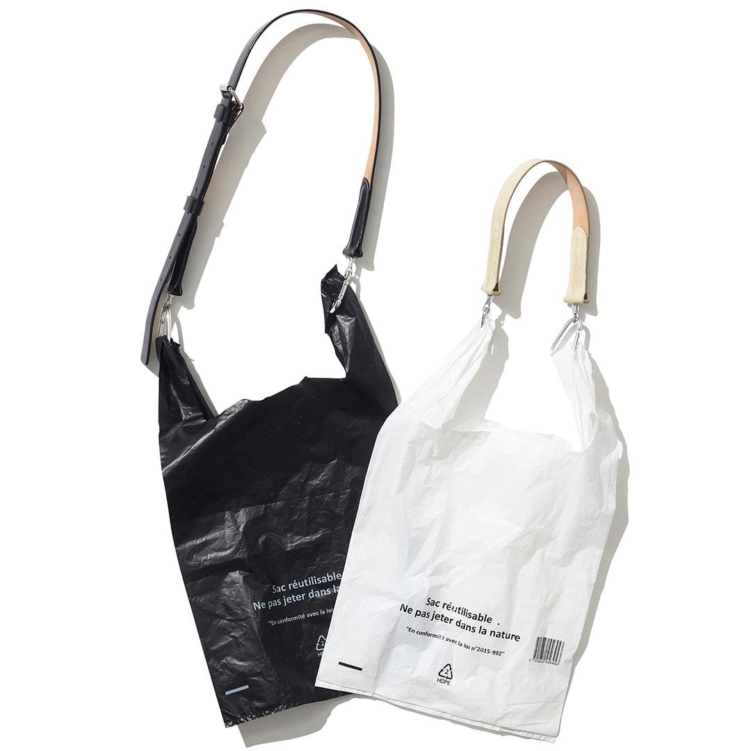 ベータ ポストのプラスチックバッグハンドル