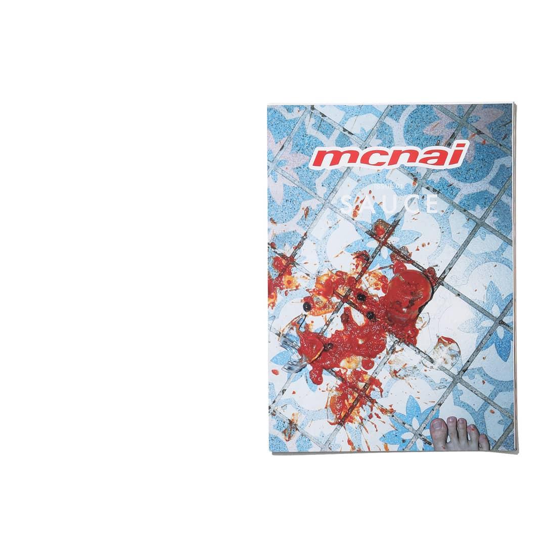 マカナイ マガジンのISSUE 01 SAUCE