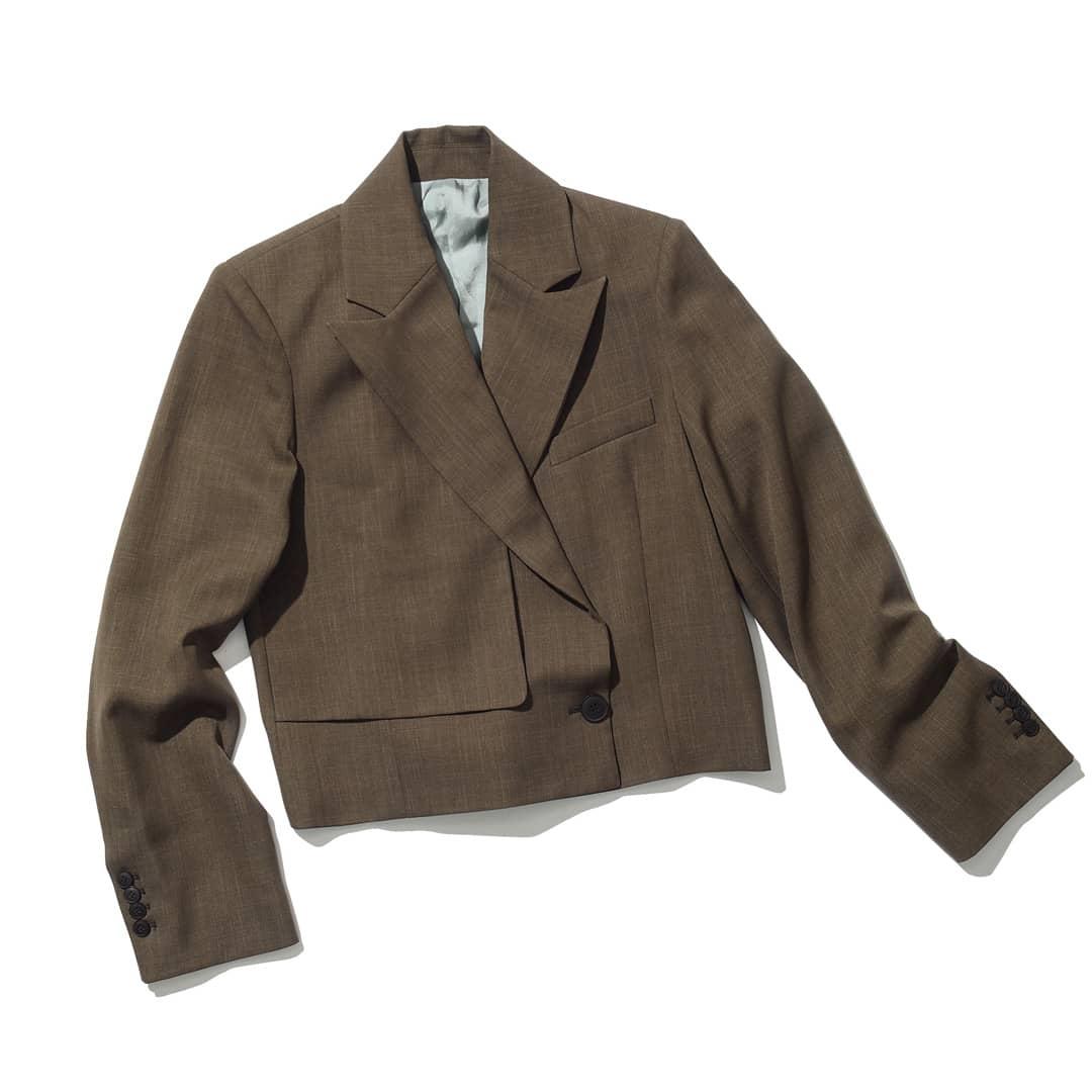 ミジョン パークのジャケット