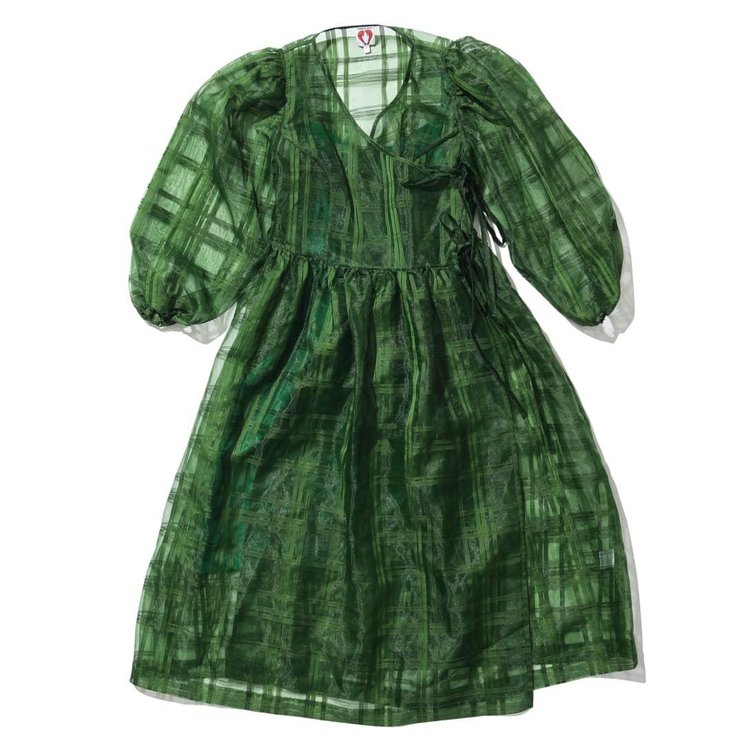 シュリンプスのラップドレス