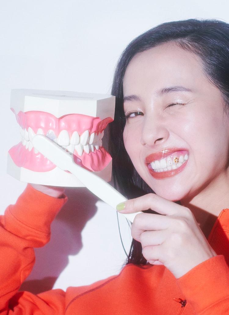 整えて、飾って。いまは歯のおしゃれも考えたい!〈オーラルケア編〉
