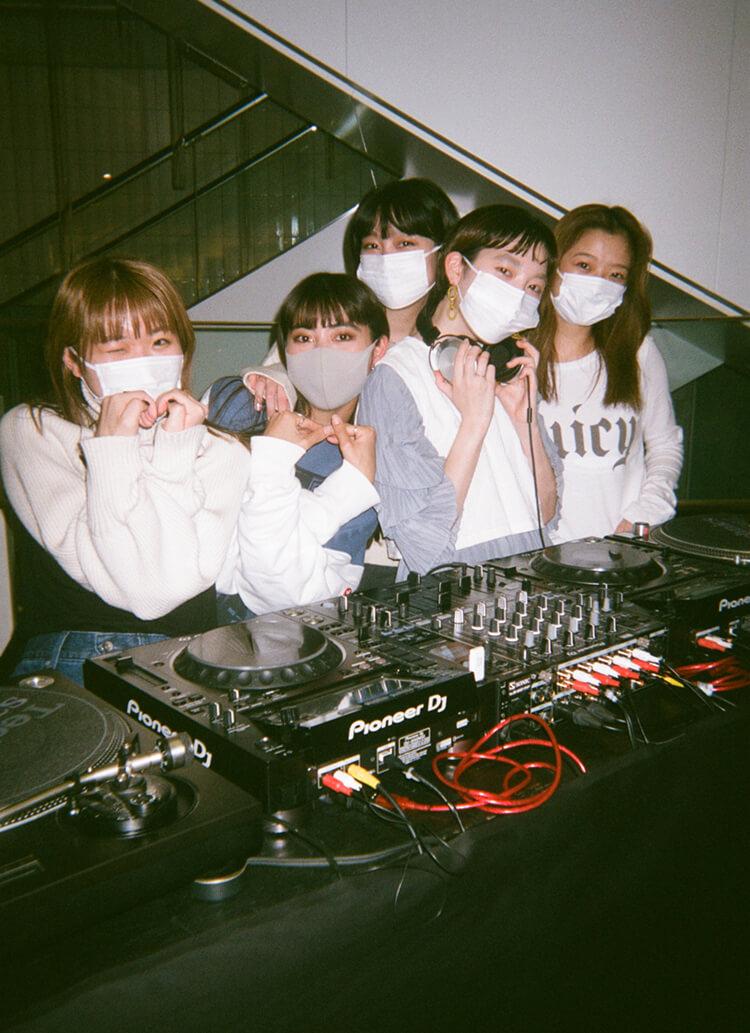 編集部の写ルンです企画、渋谷PARCO一周年パーティに潜入編。