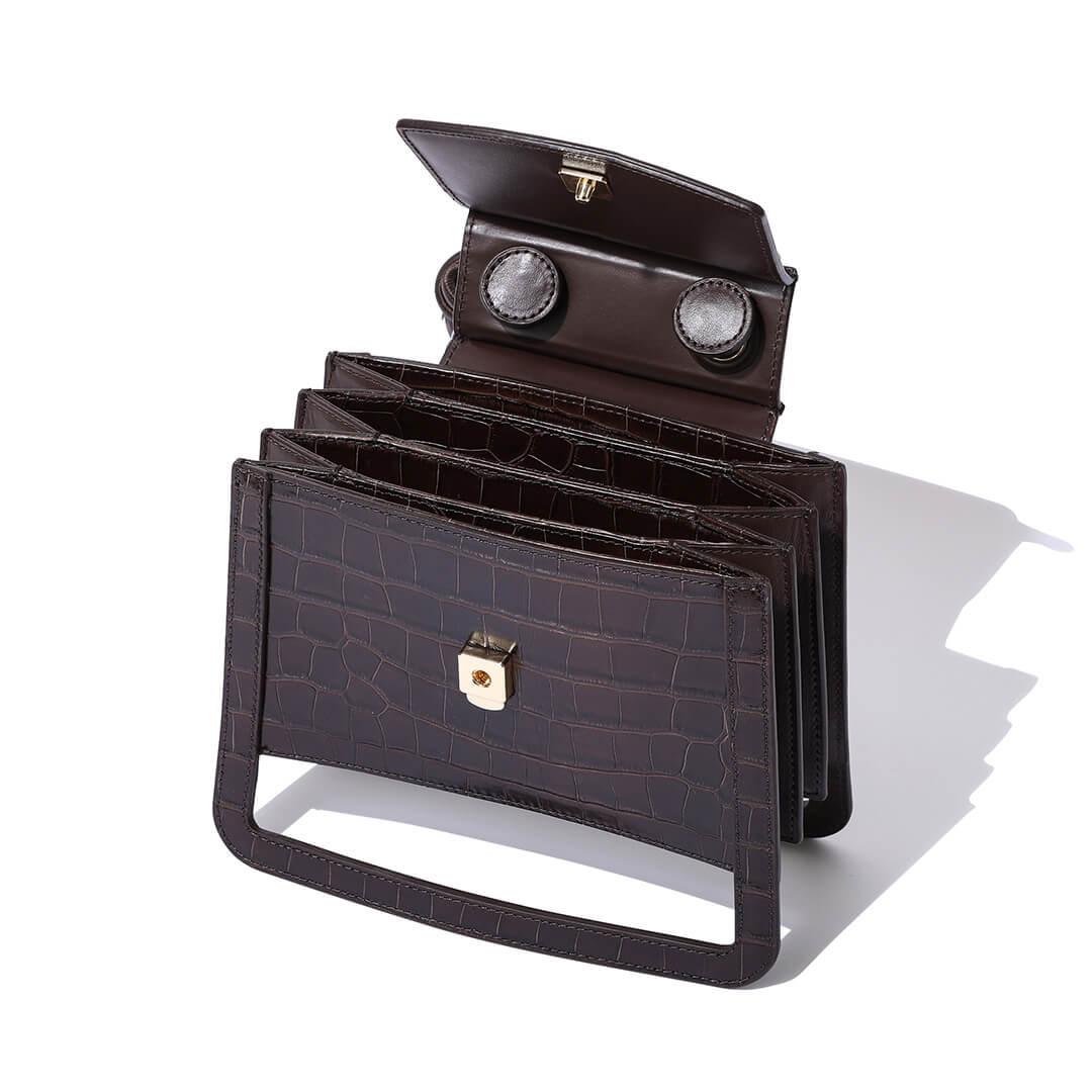 OZY ミラノのハンドバッグ