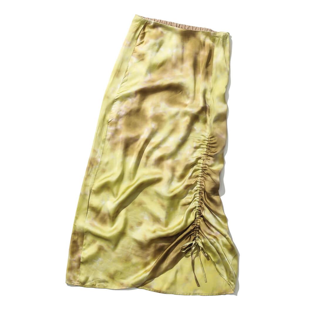 スライのスカート