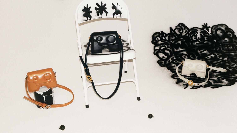 OFF-WHITE c/o VIRGIL ABLOH™ から新たな顔となるバロウ バッグがお目見えです。