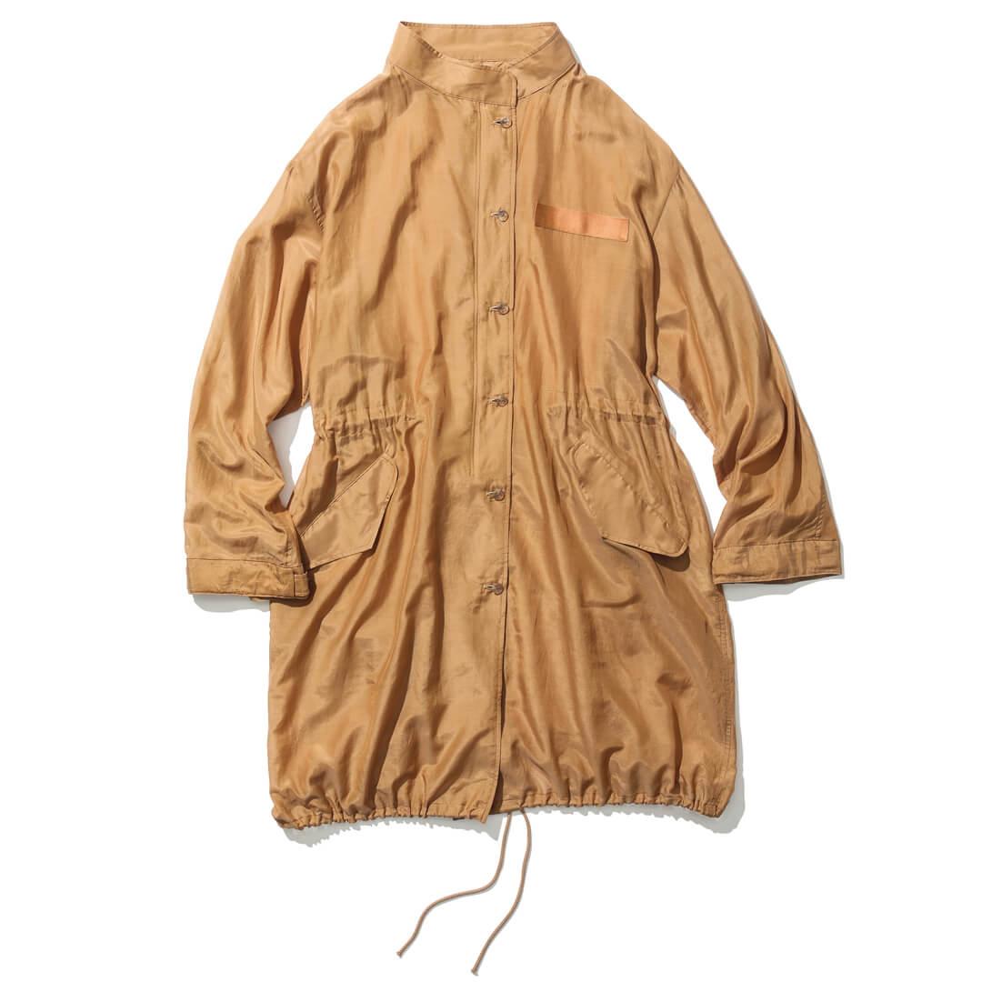 フミエタナカのスプリングコート