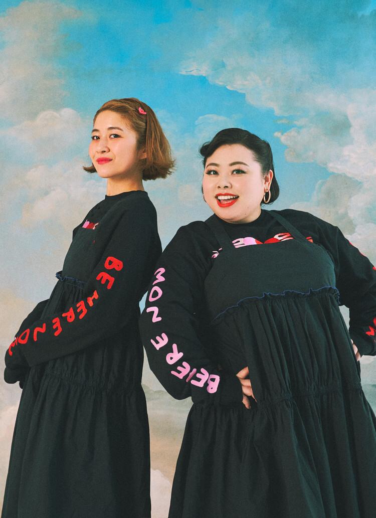 渡辺直美とYOPPY。20代からの友達と始めるブランド、10とは?