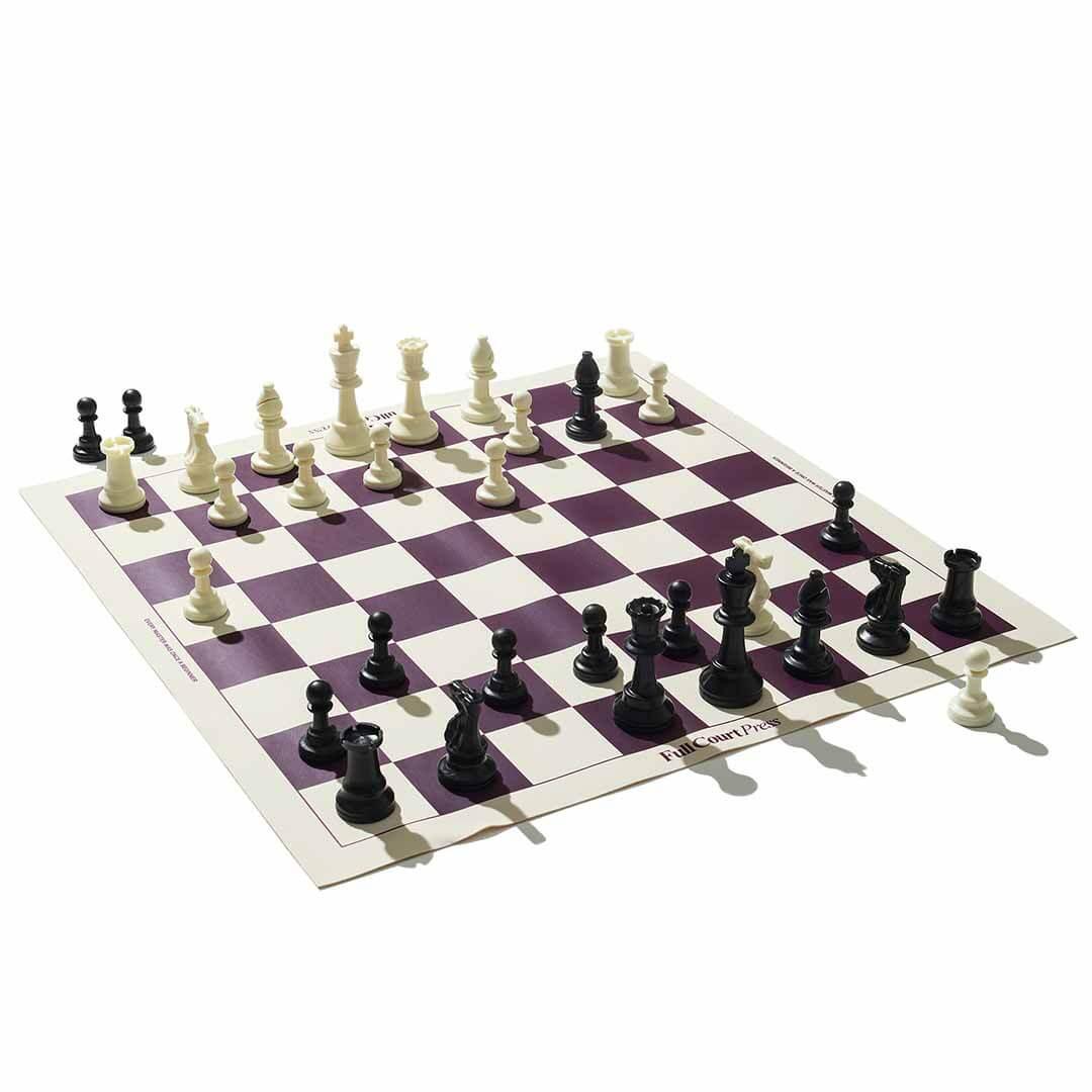 フルコートプレスのチェス