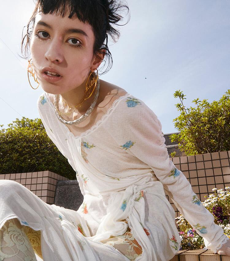 春はナウロマンティック♡ いまこそファッションで夢を見たい!