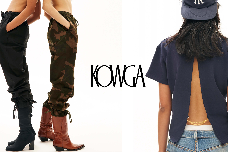 大阪初上陸! この秋冬デビューのKOWGAが1日限定の展示会を開催します。