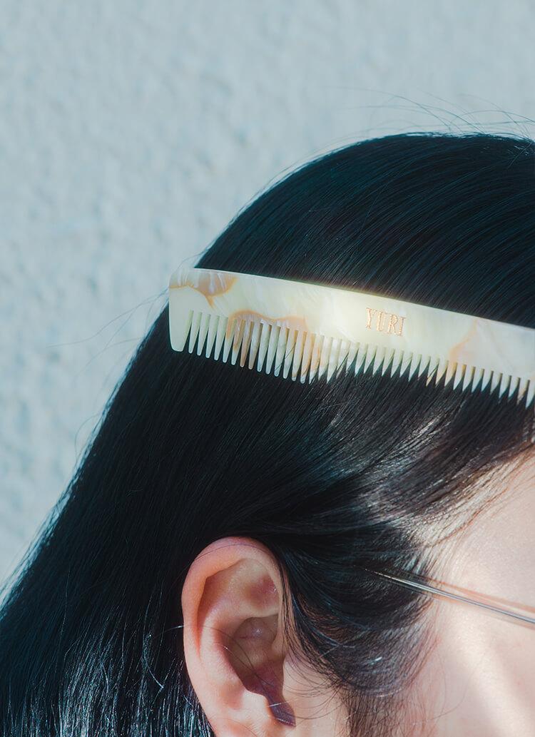 彼女たちの美髪ツール。VOL.1