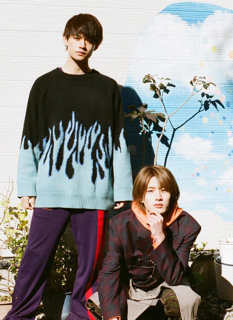 佐野勇斗&山中柔太朗がナビゲート。クリエイターとM!LKが織りなすenergyとは。