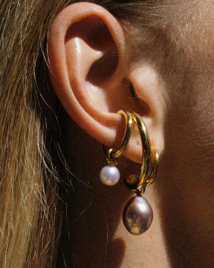 パールを纏えば心が躍る。Charlotte Chesnaisから限定コレクションが発売です!