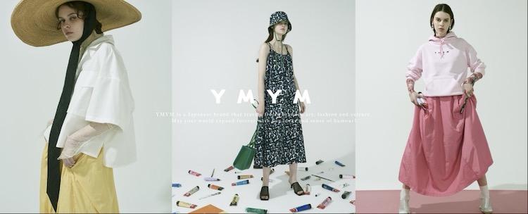 """ブランド名はお好きに呼んで! 次世代4人組バンド「CHAI」のYUUKIがプロデュースするアイデアたっぷりの""""YMYM Project""""が始動!"""