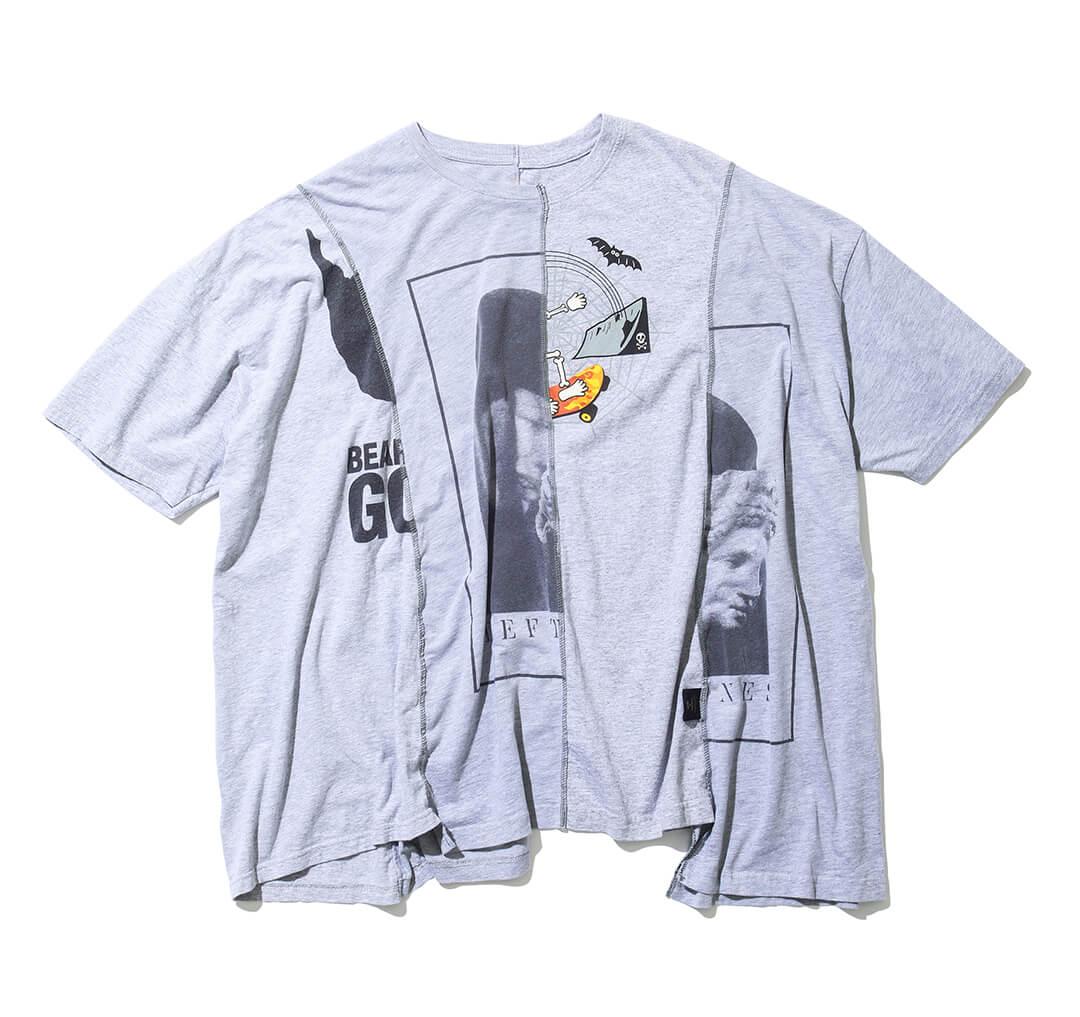 モトキタナカのTシャツ