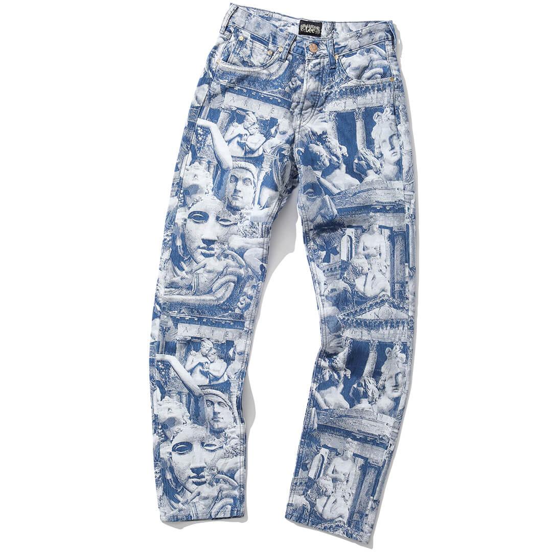 アリーズ×リーのジーンズ