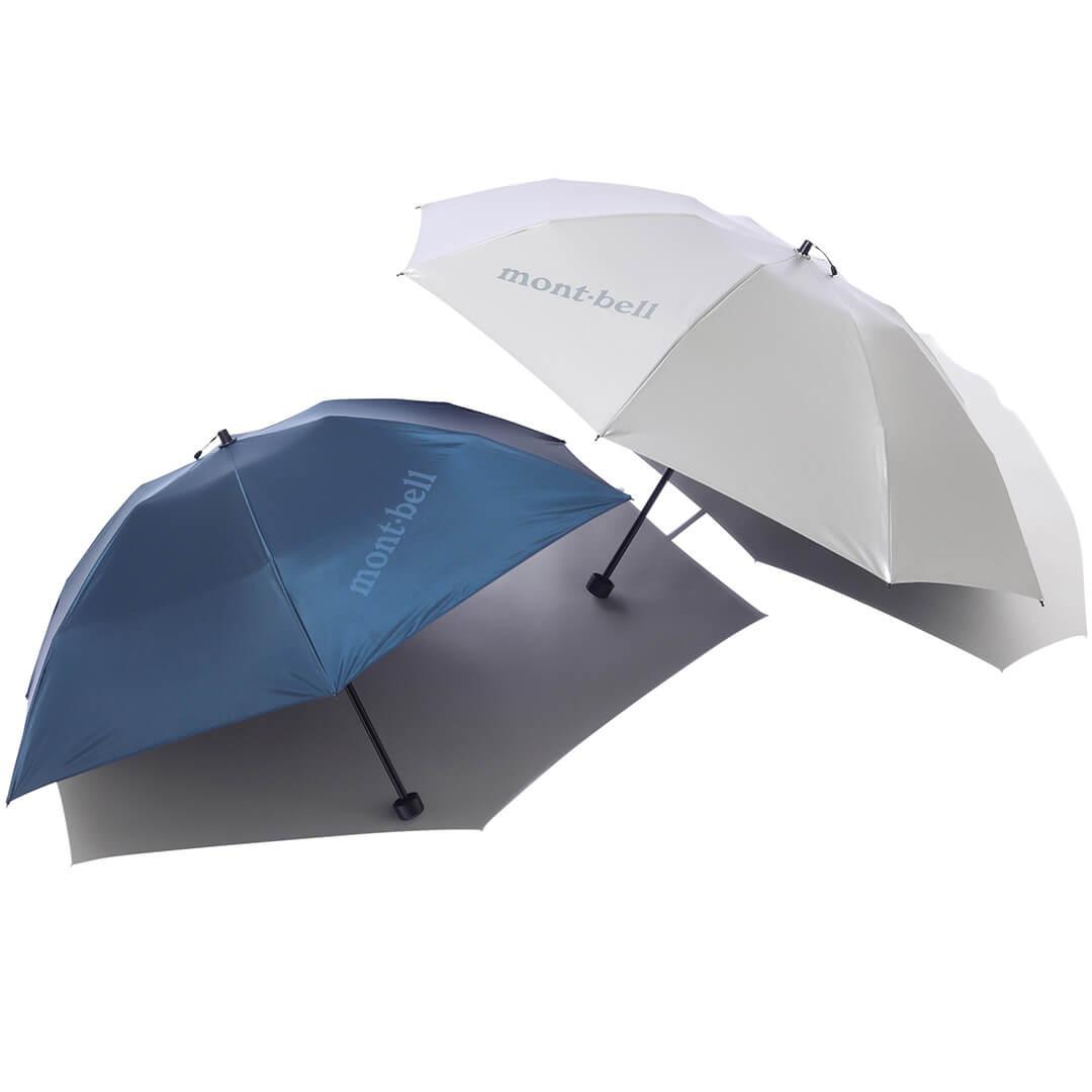 モンベルの折りたたみ傘