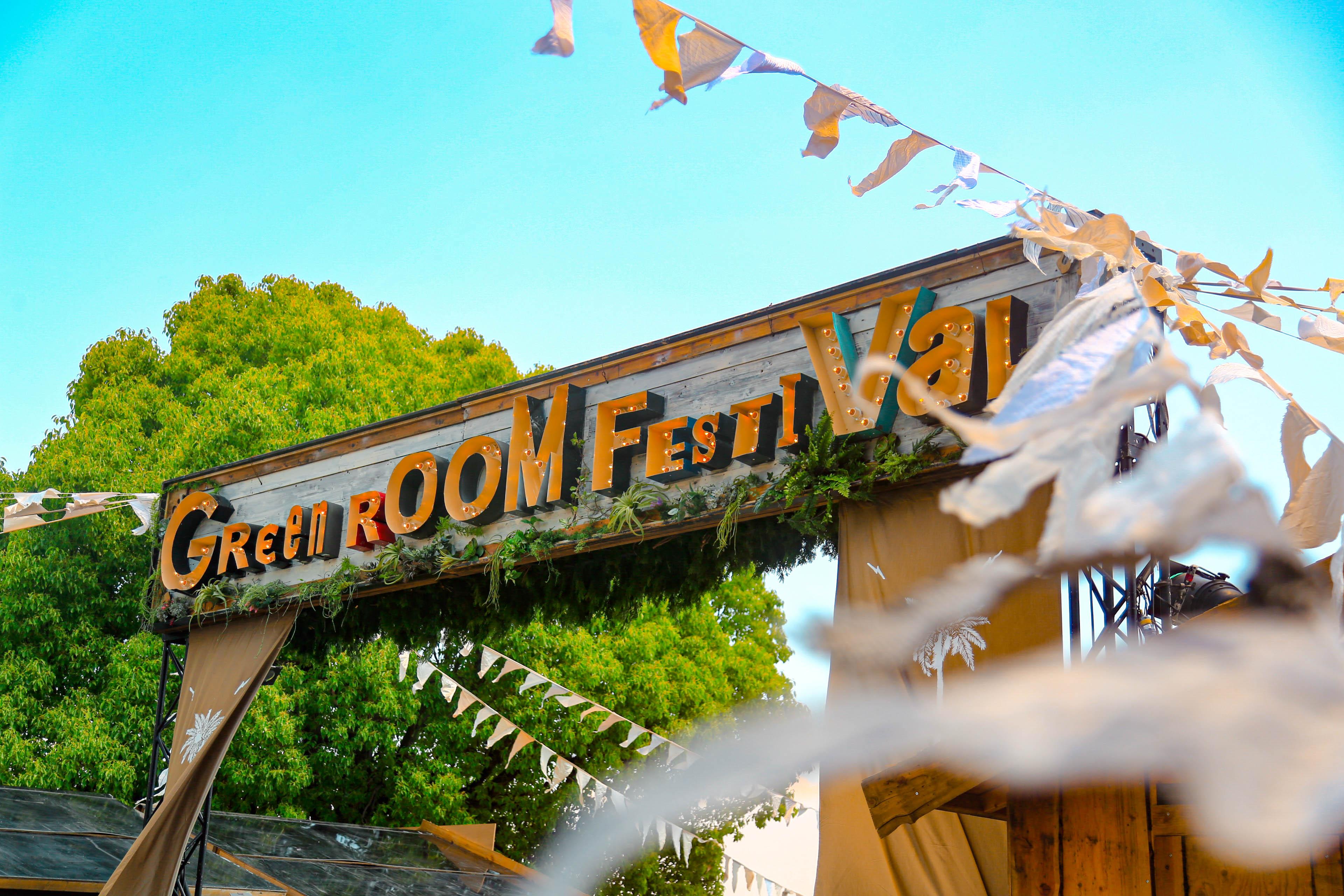 2年ぶりの開催となったGREENROOM FESTIVAL'21。ニューノーマル時代のスタイルで無事終演!