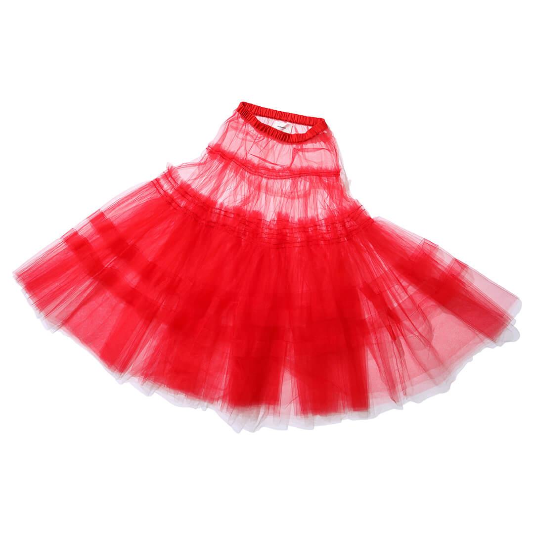 ナオキ トミヅカのチュールスカート