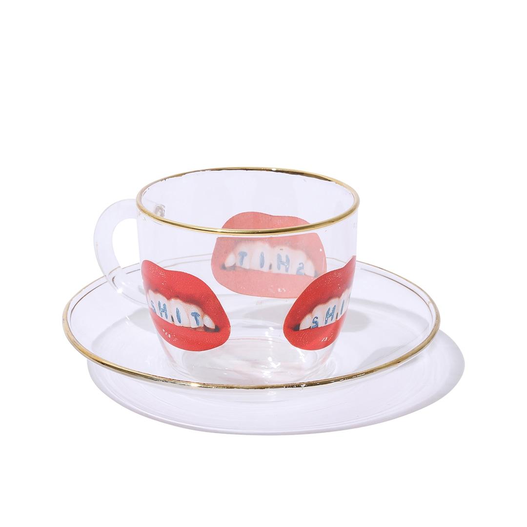 セレッティのカップ&ソーサー