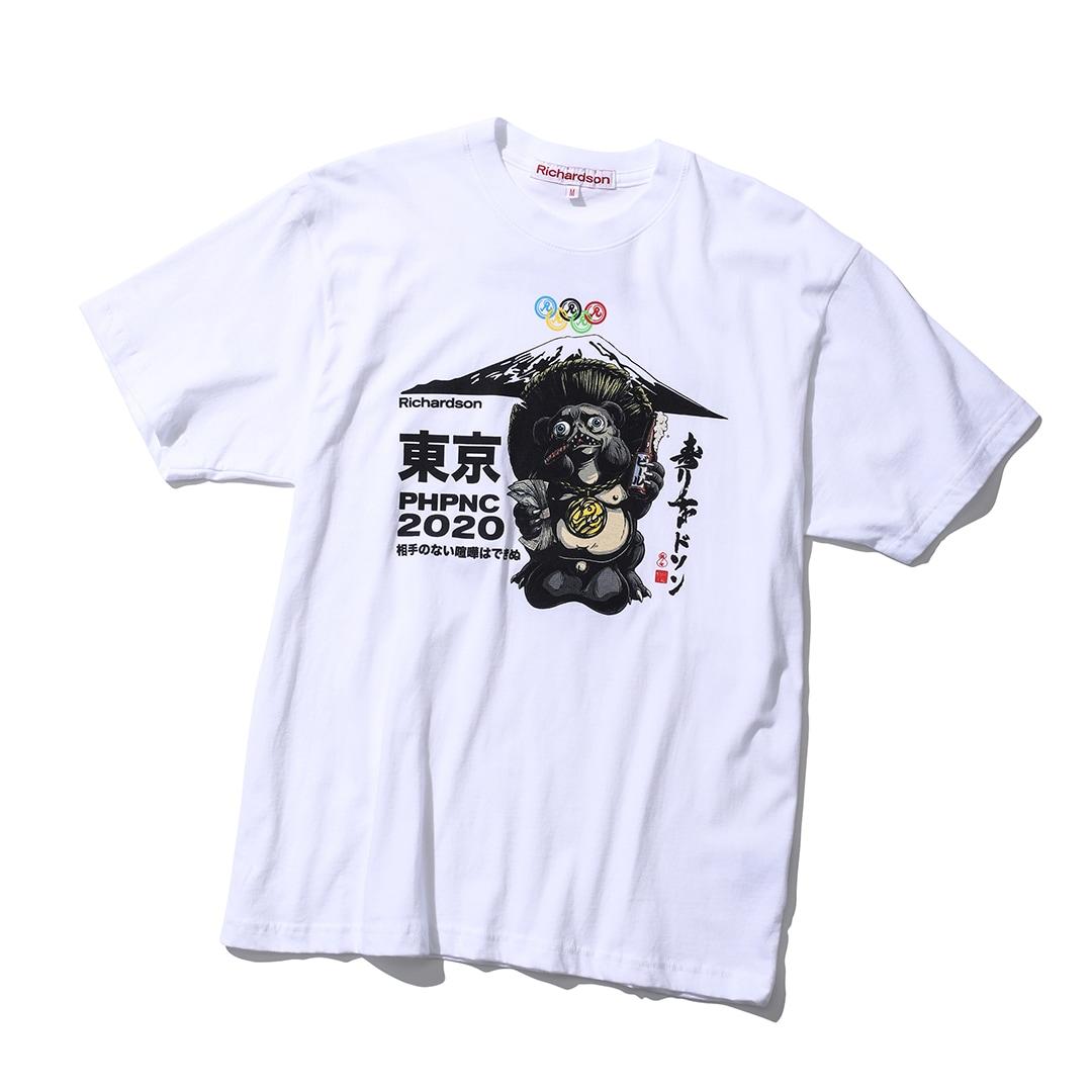 リチャードソンのTシャツ