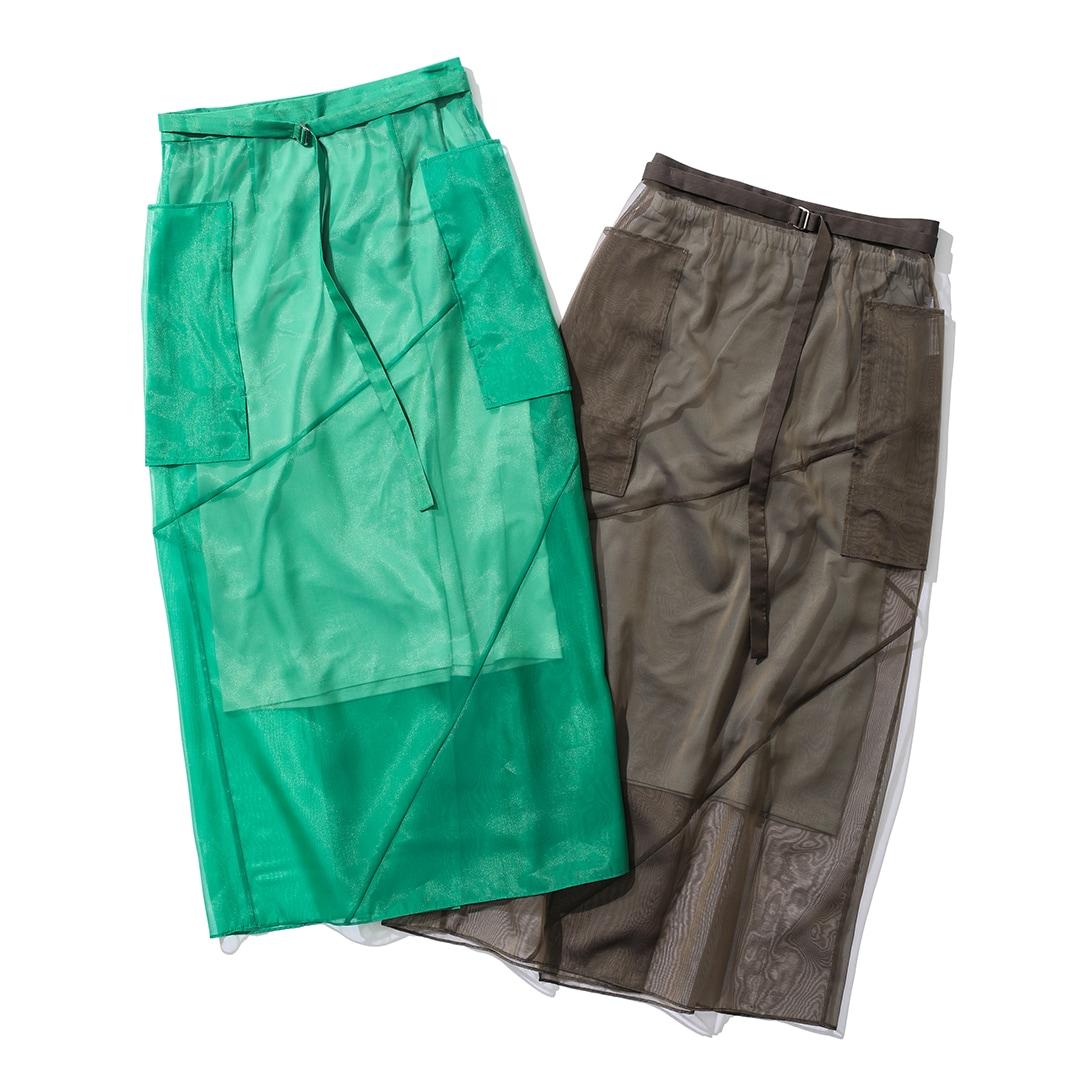 メゾンスペシャルのスカート