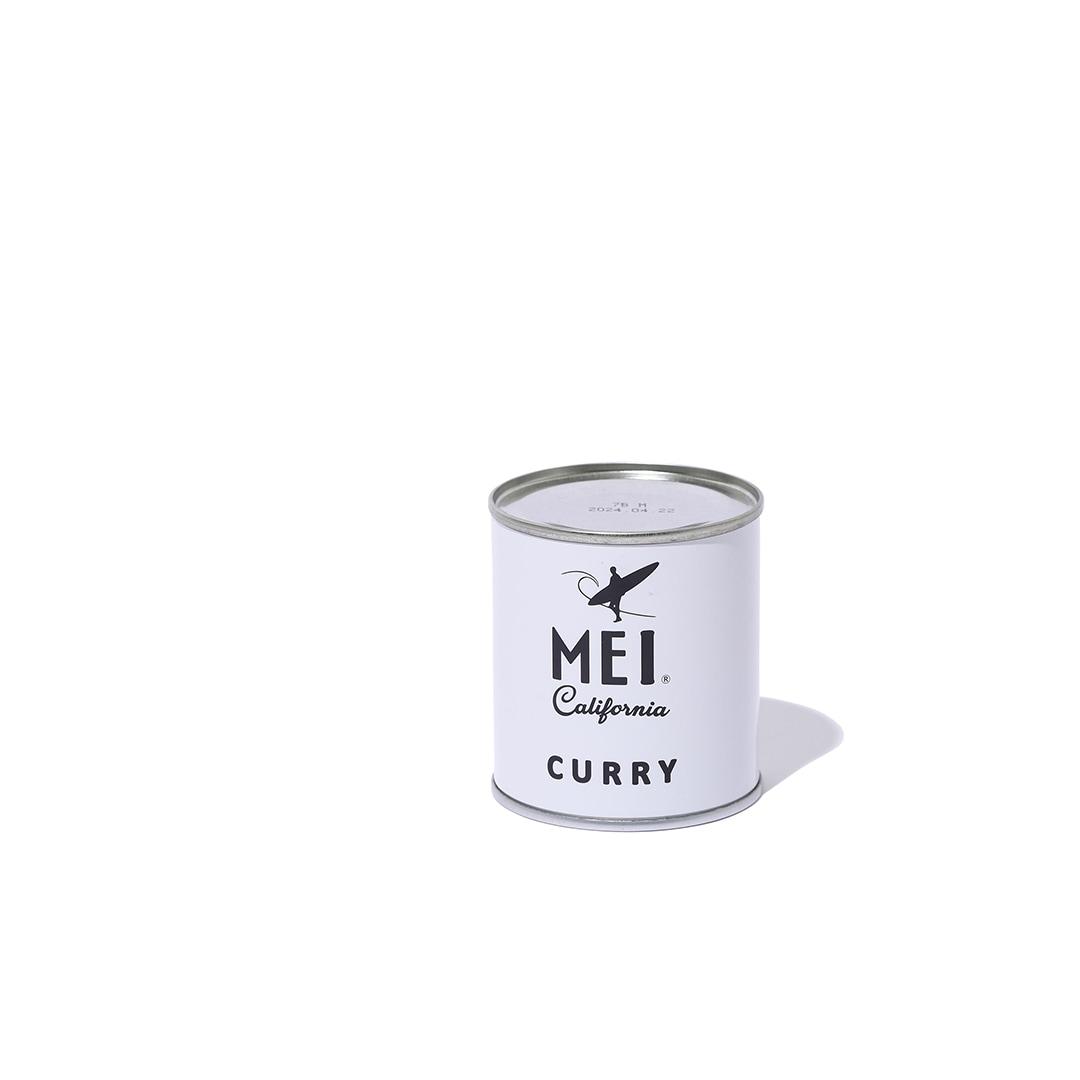 メイのカレー缶
