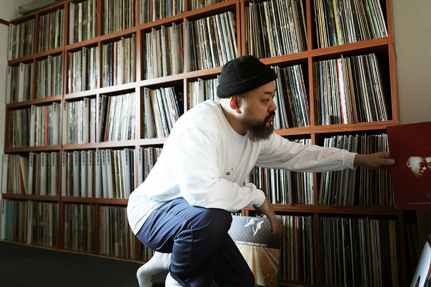 Talk About The Dope Sounds. #04 grooveman Spotの日日是好メロディ。