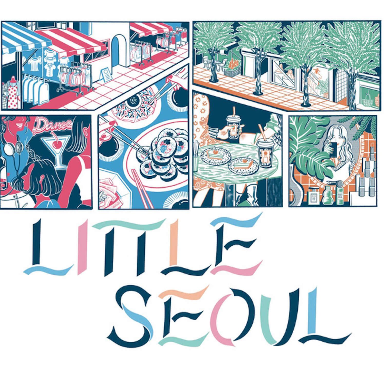 伊勢丹新宿店で最先端の韓国カルチャーに触れる! 「LITTLE SEOUL」が開催。