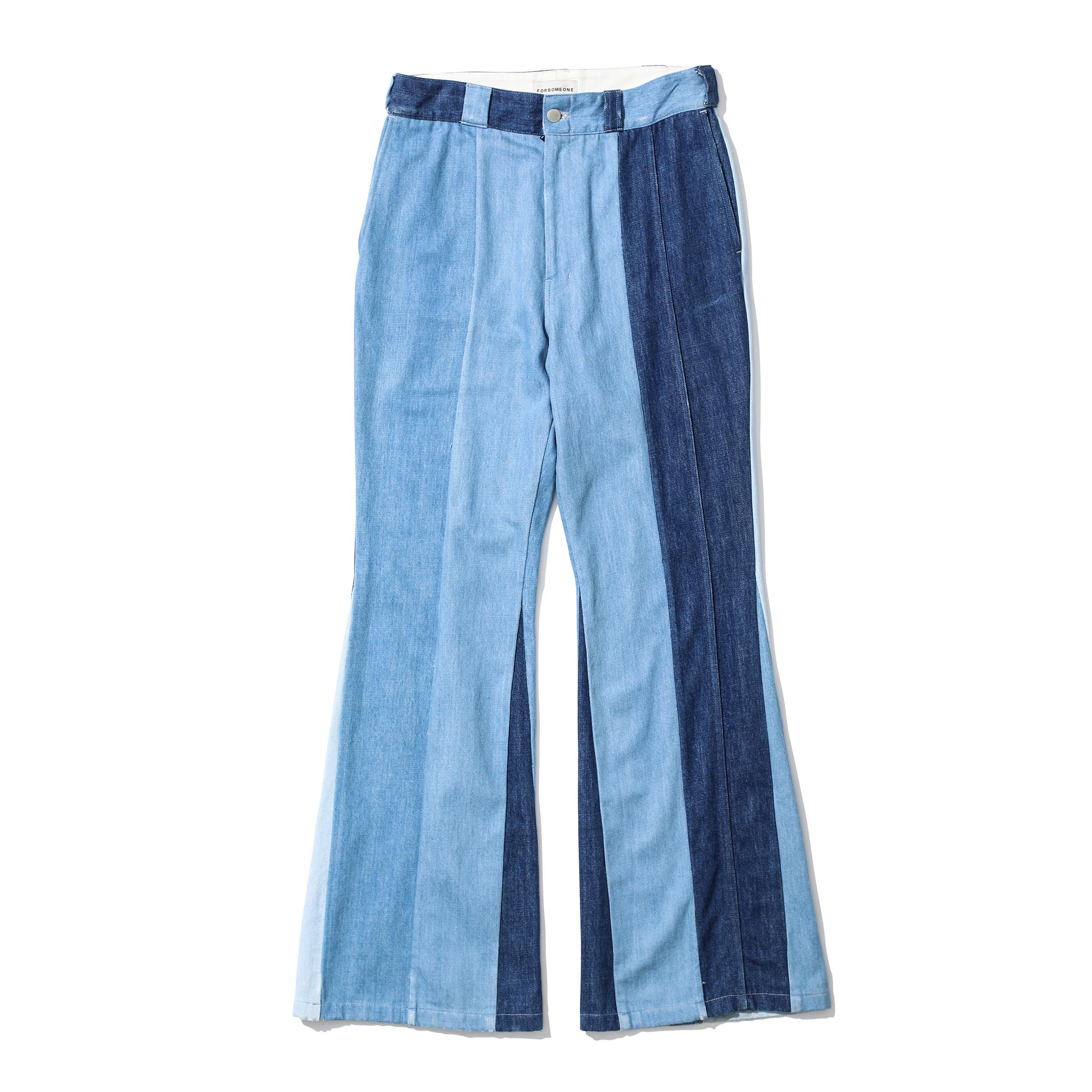 フォーサムワンのジーンズ